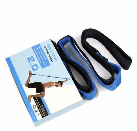 Multi Grip Stretch Strap